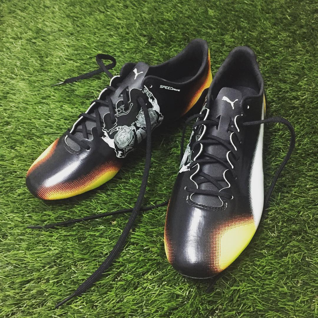 Puma evoSPEED 2017 Africa Cup Boots Leaked - Footy Headlines