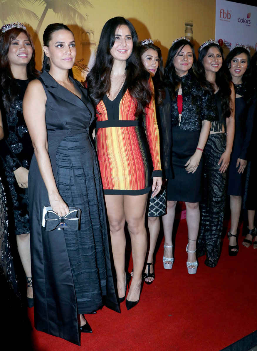 Katrina Kaif at Announcement of 30 State Finalists of Miss India Contest