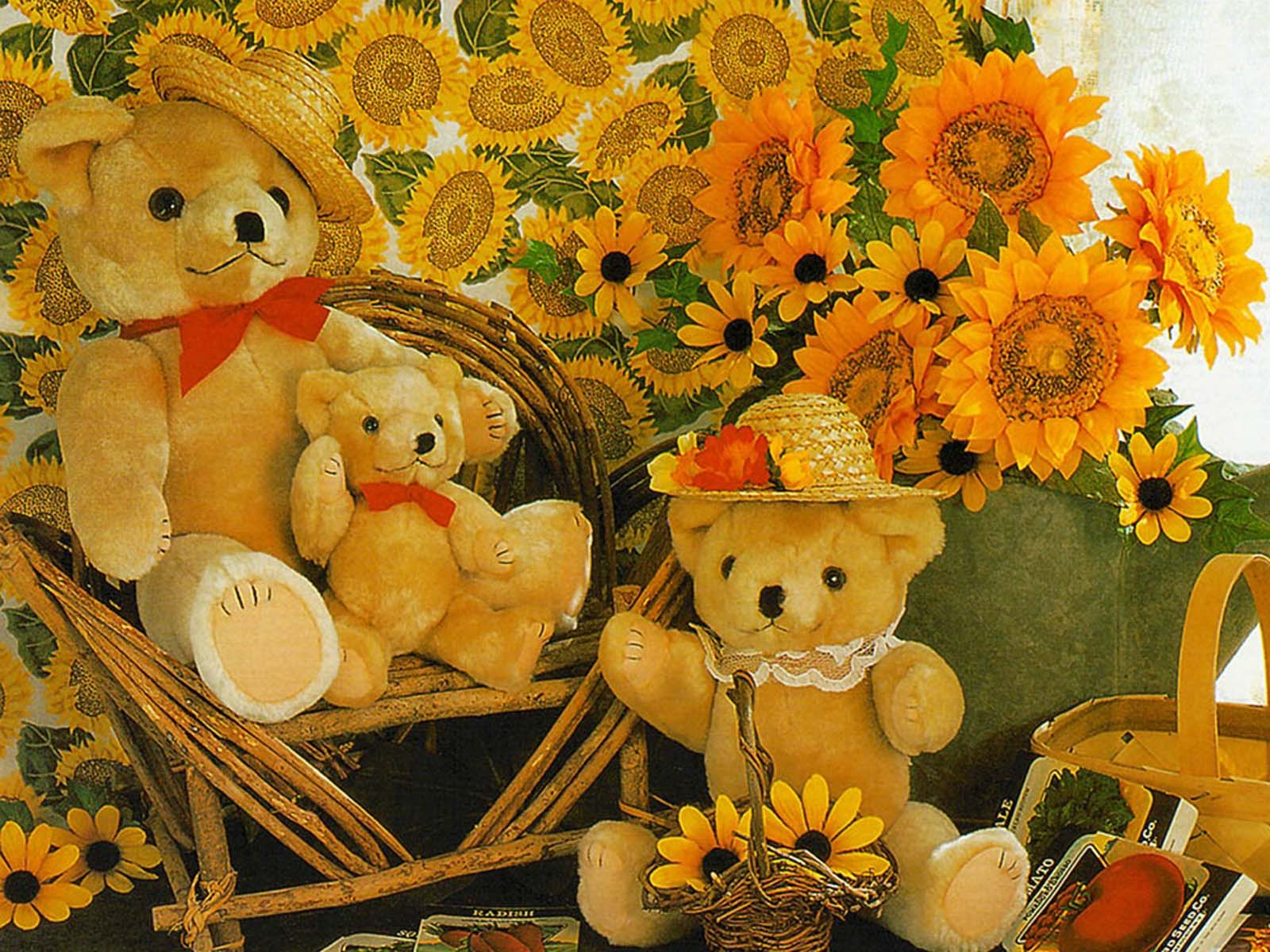 Lovely And Beautiful Teddy Bear Wallpapers: HD Wallpapers: Lovely Teddy Bear's Images