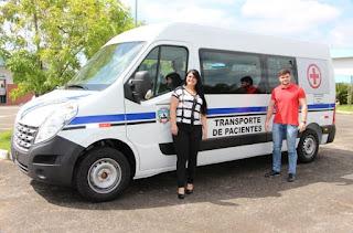 Prefeitura de Jacupiranga renova frota de veículos da área da saúde