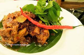 Restaurant Bunga Rampai, Wisata Kuliner Nusantara Yang Sangat Terbaik Dan Romantis Di Jakarta