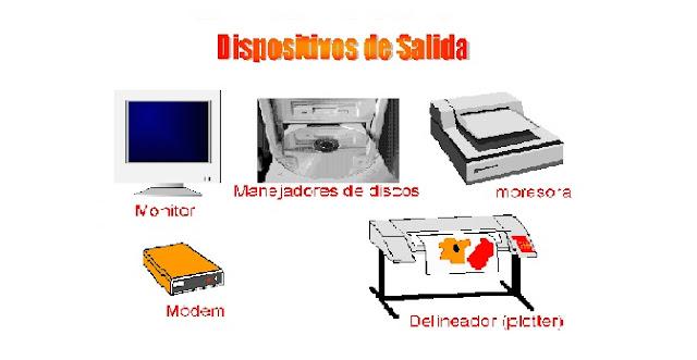 Informatica 1 Dispositivos De Entrada Y De Salida