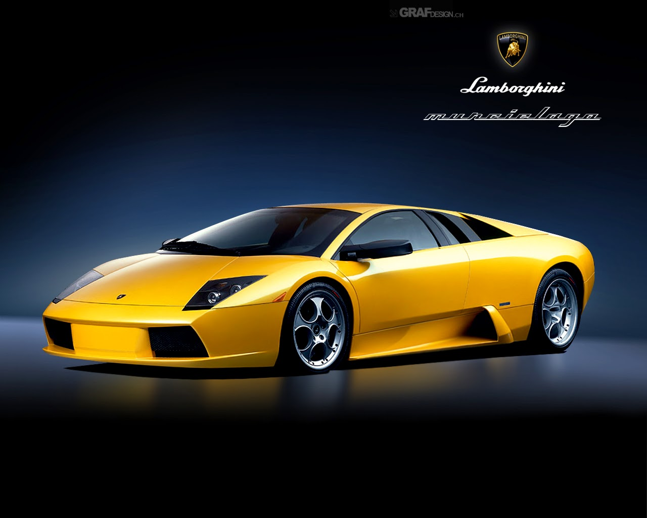 Download Wallpaper Mobil Sport Ferrari Lamborghini Murcielago