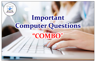 "Important Computer Questions ""COMBO"