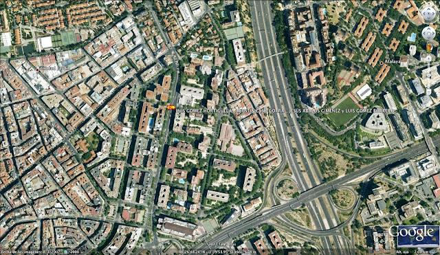 AGUSTÍN LASO CORRAL ETA Madrid Comunidad de Madrid España Spain 25 de Mayo