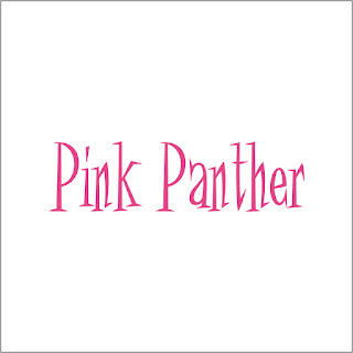 Pink Panther Logo Free Download Vector CDR, AI, EPS and PNG Formats