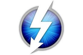 The original Thunderbolt logo back to year 2011