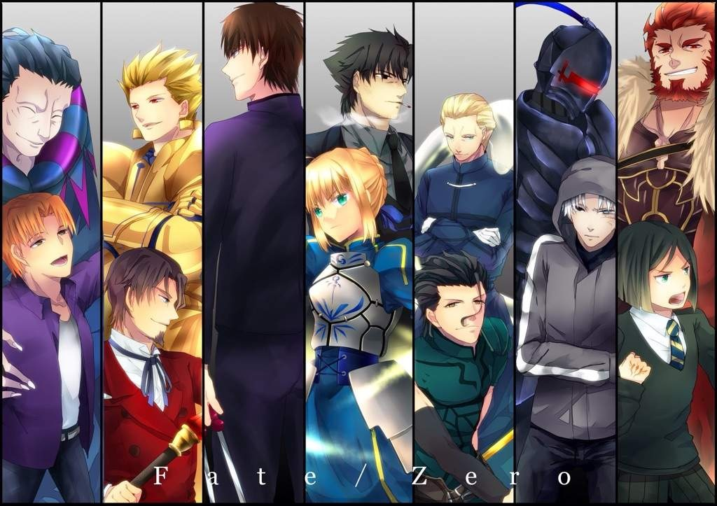 Fate/Zero 2nd Season BD Subtitle Indonesia Batch