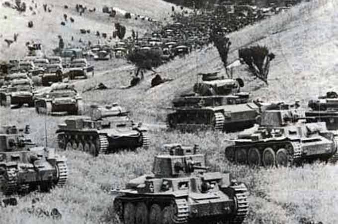 Strategi Mematikan Bernama Blitzkrieg