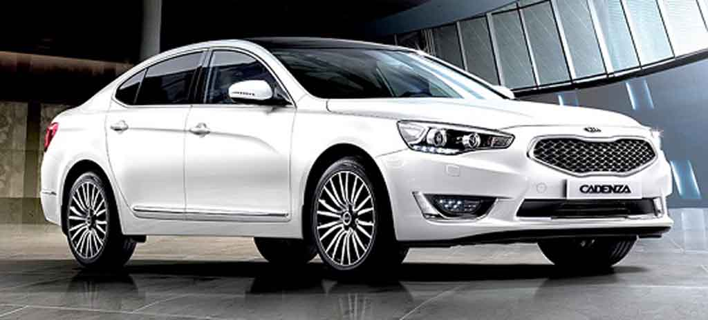 2016 Kia Cadenza Changes And Features
