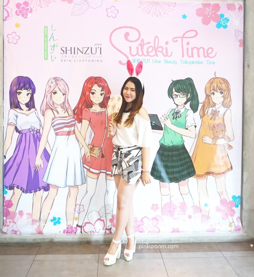 Suteki Time Kulit Lebih Putih Cerah Dengan Shinzui Ume Dewi Sabun Batang Favorit Aku Nomor 4 Haha P