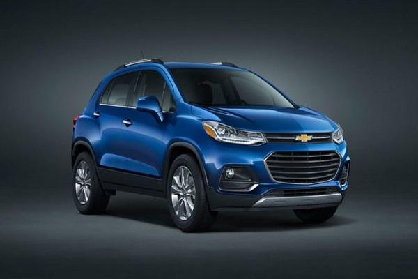 Spesifikasi dan harga Chevrolet Trax Facelift Terbaru Januari 2018