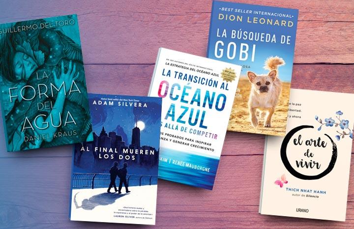 Los libros imperdibles de Ediciones Urano en la FILBo 2018
