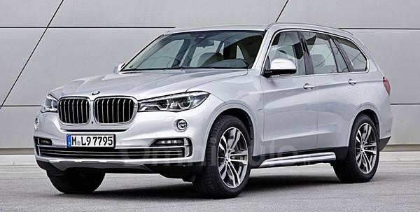 2018 BMW X7 Luxury SUV Release Date and Design Specs