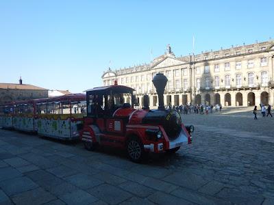 Praça do Obradoiro - Santiago de Compostela
