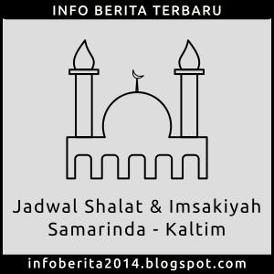 Jadwal Shalat dan Imsakiyah Samarinda
