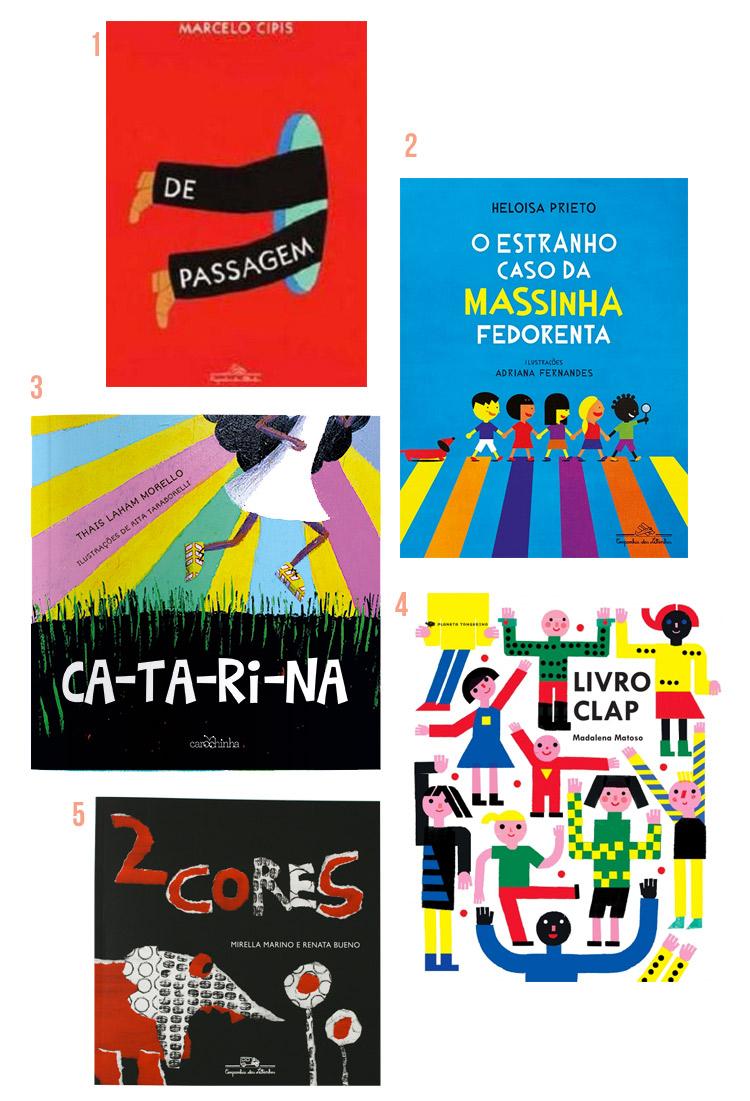 wishlist: 5 livros infantis diferentões que você vai querer ler também! | espanta-papão