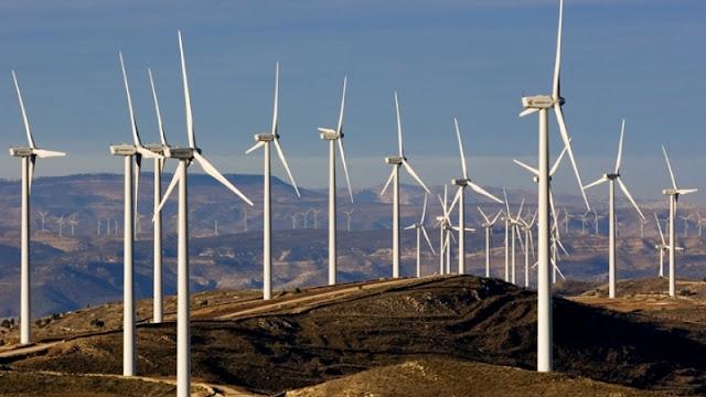 Potencia eólica