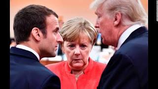 Barcelona Attack: Trump, Macron, Merkel react