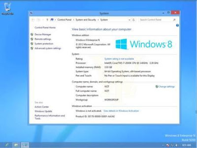 Windows 8 Build 9200