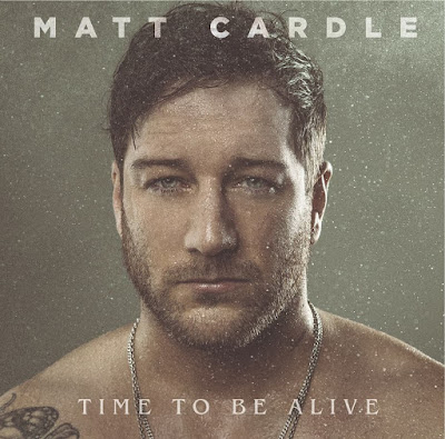 Matt Cardle is Back! New Album 'Time To Be Alive'