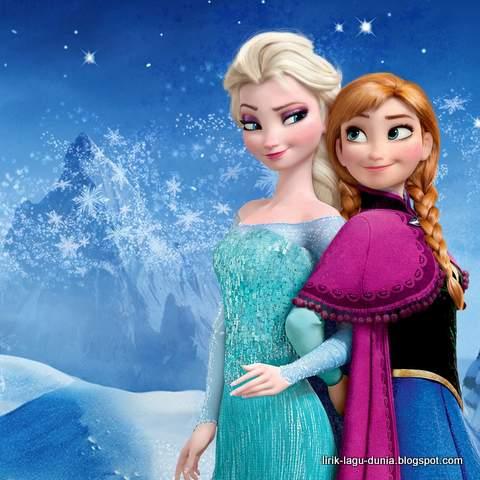 Lirik Lagu Frozen : Lepaskan (Let It Go versi Indonesia)