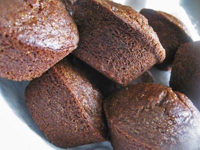 gingerbread molasses muffins