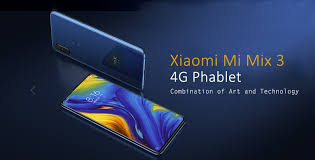 Xiaomi Mi Mix 3 Brief Description