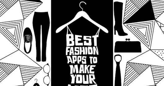 Best Fashion Apps to Make Your Life Easier by Evoke.ie