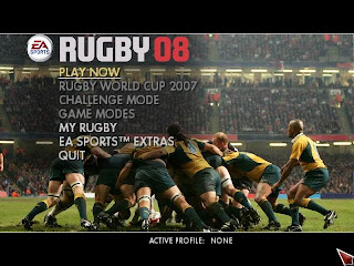 EA Sports Rugby 08 PC Game
