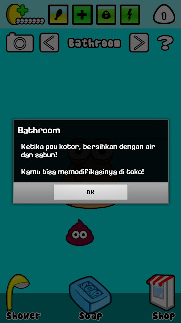 Game Pou Bahasa Indonesia