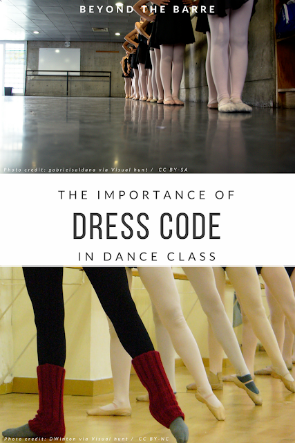 Leotard, Tights, Hair in a Bun; What's Up With The Ballet Dress Code?