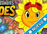 Plants Vs Zombies Heroes: Desafio 3 [Solar Flare] juego