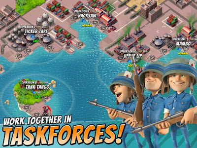 Boom Beach Apk v30.104 for android terbaru