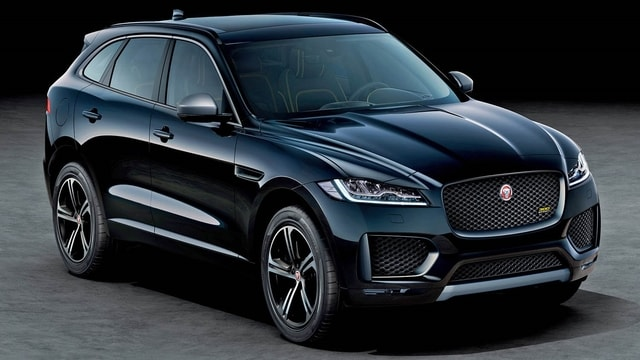 Jaguar releases two editions of the F-Pace 2019 to celebrate the awards