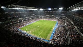جمال ملعب سانتياغو برنابيو معقل