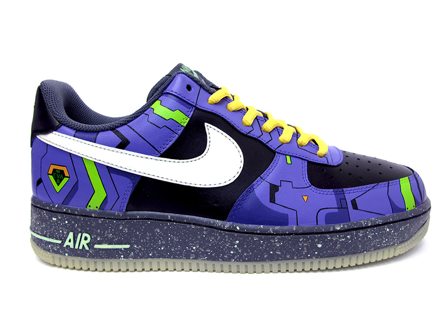Customize Nike Air Force One Shoes