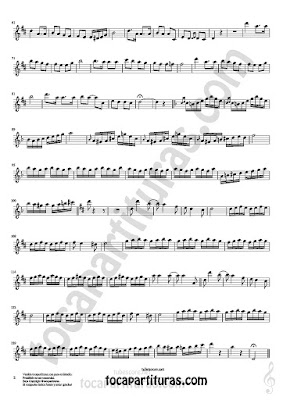 Czardas Sheet Music for Clarinet Classical Music Score