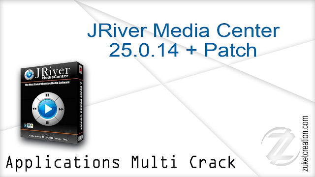 JRiver Media Center 25.0.14 + Patch