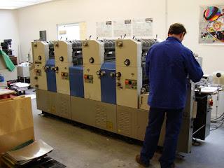 Prison à Caen : menacé de disparaître, l'atelier d'imprimerie ARTEC lance un appel aux dons