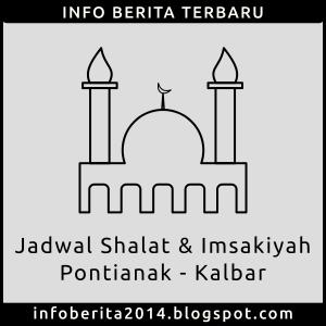 Jadwal Shalat dan Imsakiyah Pontianak