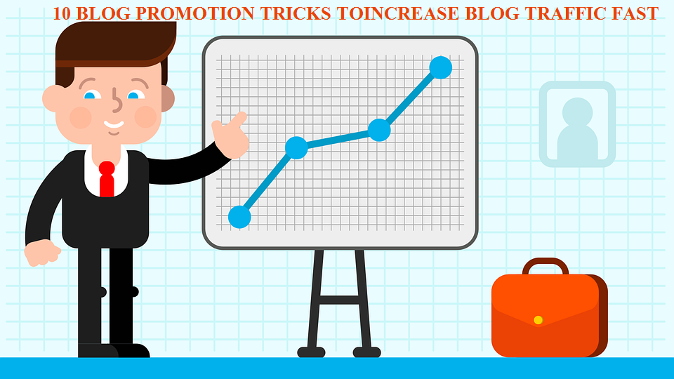 increase blog traffic fast with blog promotion