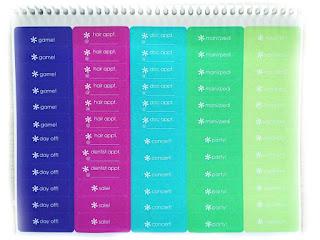 erin condren 2015 life planner stickers