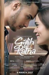 Download Film Galih dan Ratna (2017) WEB-DL