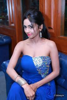 Actress Pooja Sri Stills at Chocolate Boy Friendship Day Event