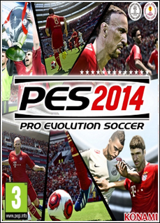 Download – Pro Evolution Soccer 2014 – PC – Reloaded