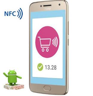 NFC Moto G5S
