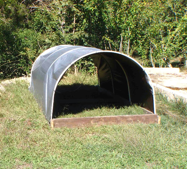 how to build a goat shelter | modern farming methods