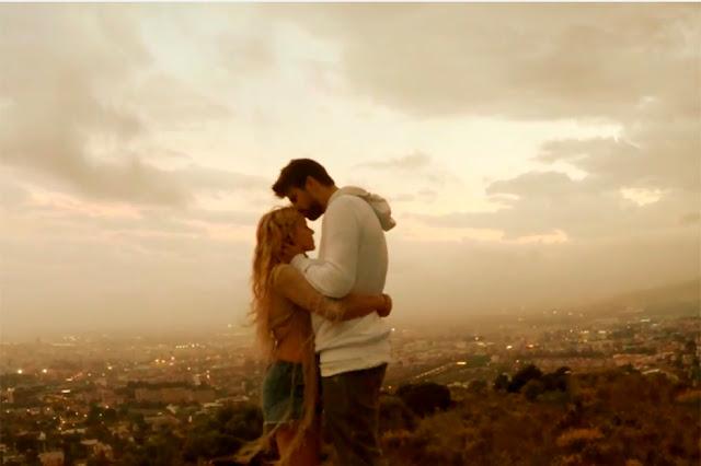 "Piqué protagoniza ""Me enamoré"", nuevo video de Shakira"