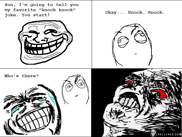 Knock Knock Joke XP | Megusta Memes